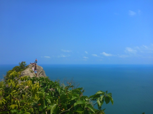 Bottle Beach viewpoint - Ko Pha Ngan
