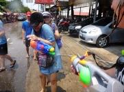 Songkran - Chiang Mai