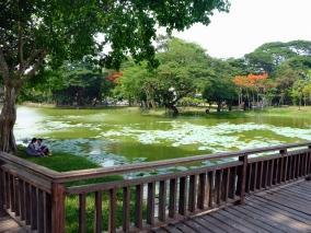 Kandawgyi Lake - Yangon