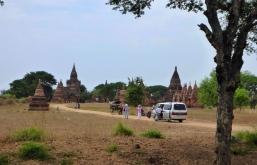 Pagodas - Bagan