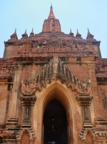 Some Temple - Bagan