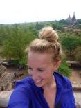 Top of a Temple - Bagan