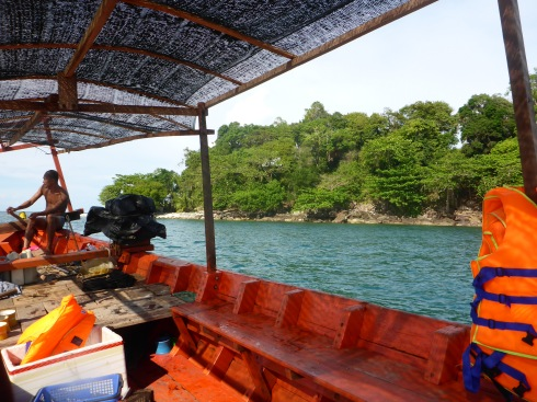 Fishing Trip - Koh Rong