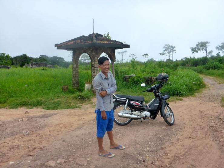 Mr. Tuk Tuk - Kampot