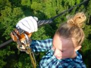 Zipline Selfie