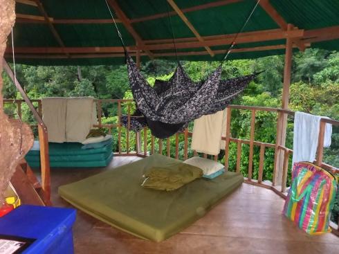 Tree House Sleeping Arrangements