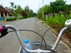 Cycling Luang Prabang