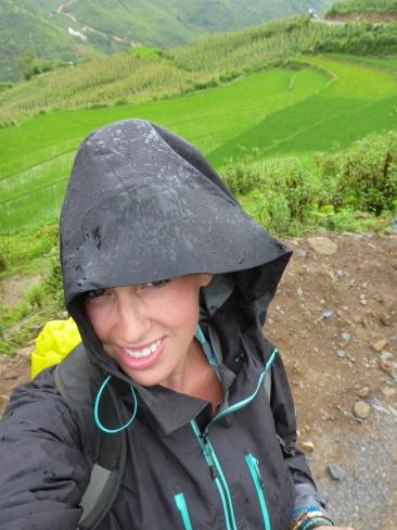 Rainy Day Selfie