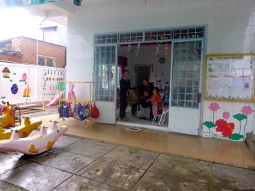Daycare Goodbyes