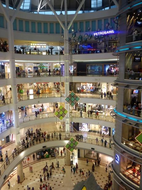 Kuala Lumpur City Centre (KLCC)