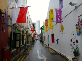 Haji Lane, Arab Street - All Surprisingly Hipster