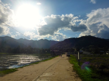 Afternoon Stroll Through Bario