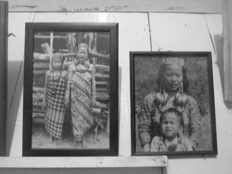 Kelabits of the Bario Asal Longhouse