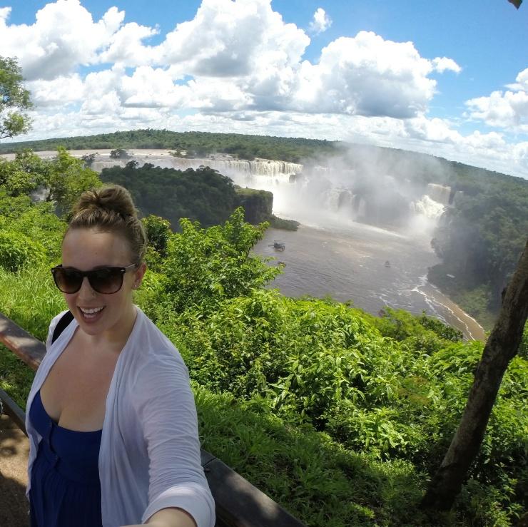Brazil Side Selfie