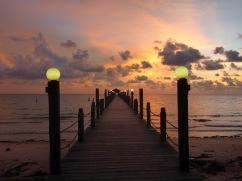 Pulao Tiga Sunset