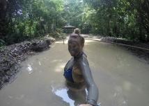 Straight Chillin in the Mud Volcano