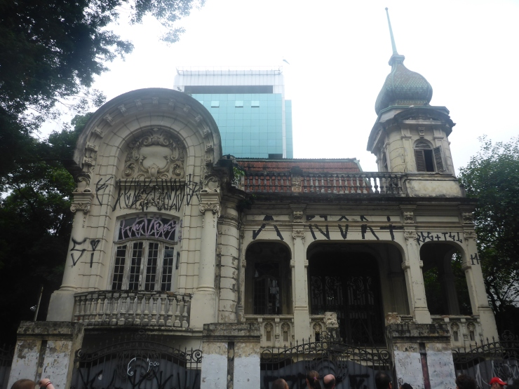 Paulista Avenue Mansion