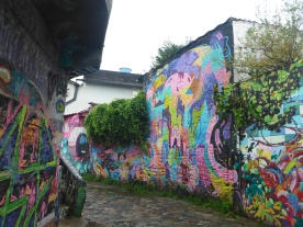 Batman Alley in Vila Madalena