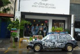 Car in Vila Madalena