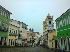Streets of Pelhourino