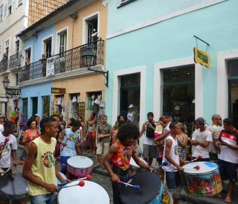 More Drum Practice