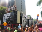 Bloco Parade Float