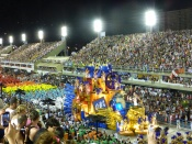 Samba Parade Float