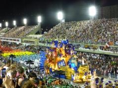 Samba Parade Float
