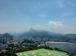 Yet Another View Atop Sugarloaf Mountain