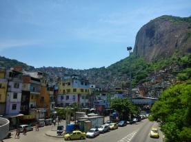 Rocinha - Biggest Favela in South America