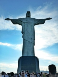 Christ the Redeemer With All Of My Closest Friends