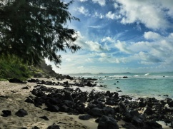 Afternoon Stroll Between Beaches
