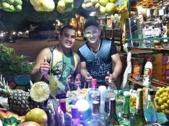 Beachside Caipirinha Stand