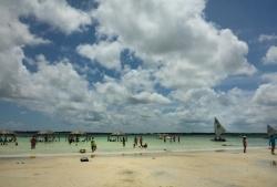 Hammocks in Paradise Lagoon