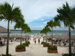 Entrance to Paradise Lagoon