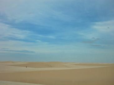 So. Much. Sand.