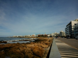 Wandering Punta del Este