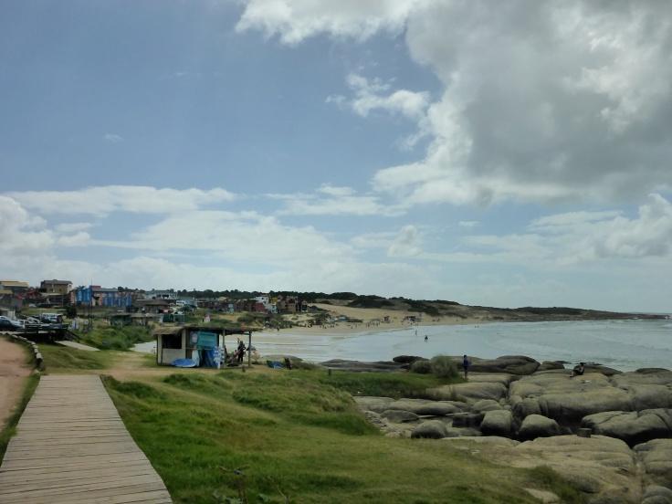Fishing Turned Surf Village of Punta del Diablo