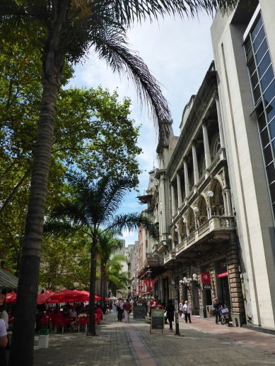 Streets of Montevideo