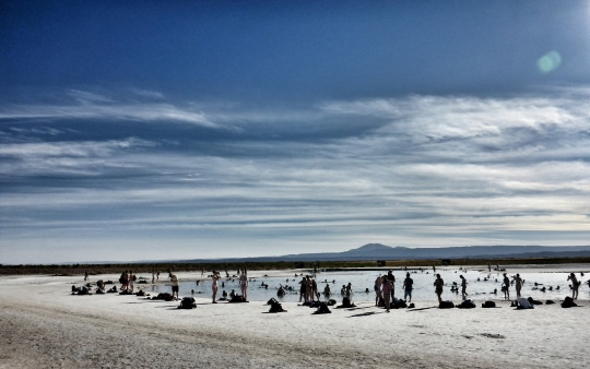 Laguna Cejar.