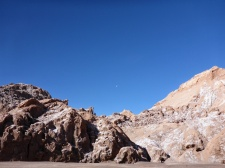 Valle de la Luna.