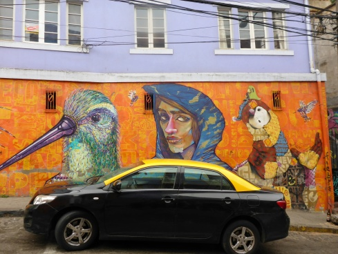 More Graffiti.