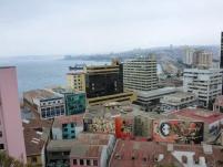 Buildings and Graffiti.