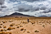 Views on the Road to Bolivia