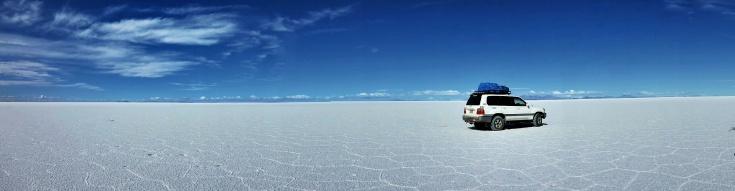 Salt Flats Pano