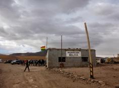 Bolivian Immigration