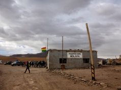 Bolivian Immigration