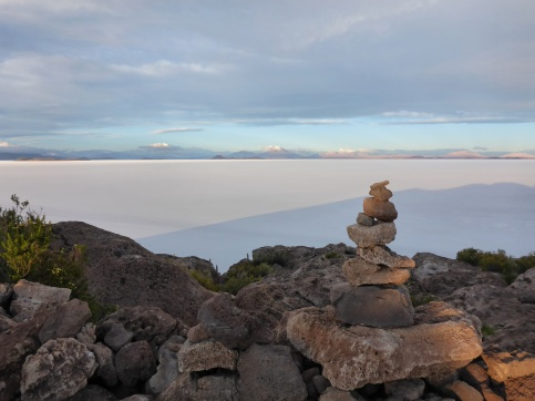 Salt Flat Sunrise