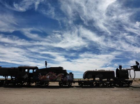 Where Trains Go To Die